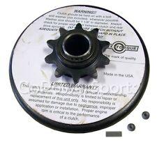 """Go kart parts Centrifugal Clutch 10T 3/4"""" #40/41/420 chain, USA  Max-Torque"""