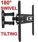 Full Motion TV wall mount Bracket 32 39 40 42 46 47 50 Inch LED LCD Flat Screen