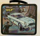 JAMES BOND Secret Agent 007 Vintage Metal Lunchbox Aladdin1966 Nashville TN
