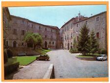 CINGOLI (ITALIE) Automobiles FIAT aux RESIDENCES / Via del PODESTA vers 1960