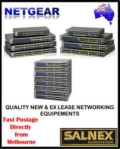 Netgear GSM7224  24 Ports L2 Managed Gigabit Switch Model: GSM7224