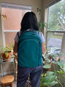 Away Travel Backpack (SEA GREEN NYLON)