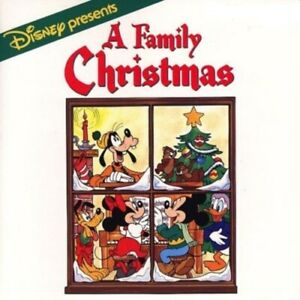 Disney - A Family Christmas CD - VG