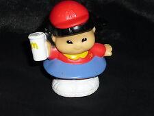 Fisher Price Little People Sonya McDonalds Asian Girl