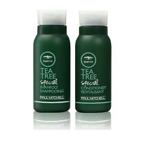 Paul Mitchell Tea Tree Special Shampoo & Conditioner lot of 4 (2 of each)