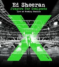 ED SHEERAN - JUMPERS FOR GOALPOSTS: WEMBLEY STADIUM - NEW BLU-RAY