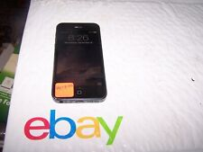 Apple iPhone 5 - 16GB - Black and & Gray A1429 (CDMA + GSM) - SOLD AS IS