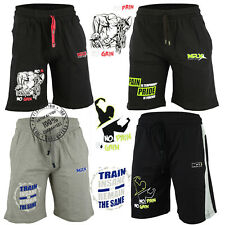 Men's Shorts Gym Workout Running Training Clothing Active wear MRX 3 Pockets