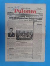 POLONIA Nr.4188 Katowicw 1936r.