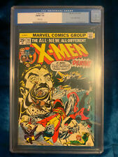 Uncanny X Men #94 CGC 7.0 New X Men Begin