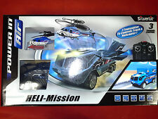 HELI MISSION SILVERLIT 85852 POWER IN AIR. NEW IN BOX