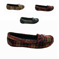 New Women Moccasins Slip On Indoor & Outdoor Shoes Slippers
