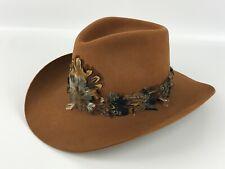 Resistol Self Conforming Western Cowboy Hat - The Hotdoggers Hat - Size 7