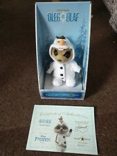 Oleg as Olaf Meerkat Toy - Limited Edition Brand New with certificate