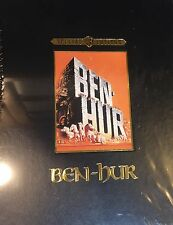 Ben Hur Warner Brothers Collectors Special Edition DVD NEW/ Story of Making Film
