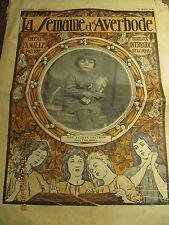 La Semaine d'Averbode 23 Mars 1930 Notre-Dame de Carthage