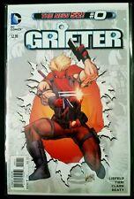 GRIFTER #0 (2012 The New 52, DC Comics) NM Near Mint; COMIC BOOK