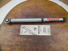 """Norbar Torque Wrench 1/2"""" drive SL2 20-110lbfft 30-150 Nm"""