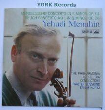 ALP 1669 - MENDELSSOHN   BRUCH - Violin Concertos MENUHIN - Ex Con LP Record 7f11d3244d5