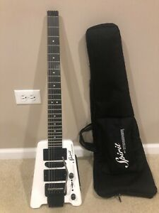 Spirit by STEINBERGER GT-PRO Deluxe WH White Electric Guitar