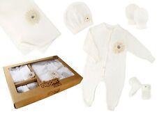 Baby Erstausstattung Set für Neugeborene   5 teiliges Bekleidungsset