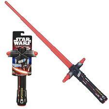 Hasbro Star Wars The Force Awakens Kylo Ren Extendable Lightsaber Bladebuilders