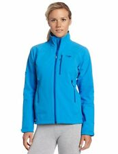 OUTDOOR RESEARCH Cirque CLIMBING Ski SOFT SHELL Stretch JACKET Coat WOMEN sz MED