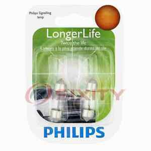Philips Dome Light Bulb for Mitsubishi 3000GT ASX Cordia Diamante E Eclipse oj
