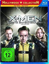 X-MEN: ERSTE ENTSCHEIDUNG (James McAvoy, Rose Byrne) Blu-ray Disc NEU+OVP