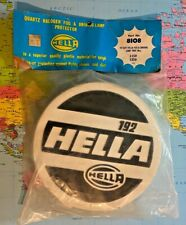HELLA 192 Halogen Fog Driving Light Lens Cover - Rallye Audi Mercedes VW Porche