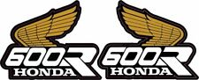 Honda wings decal 140mm left and right xl600