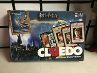 Winning Moves Harry Potter Cluedo Hasbro 2018 Board Game Complete
