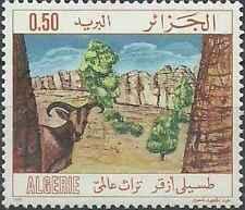 Timbre Animaux Ovins Chèvres Algérie 794 ** (41207A)