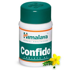 Ayurvedic Herbal Confido 60 Tablet Free Fast Shipping Natural Healthcare