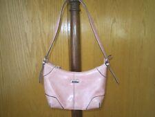 Vintage Rosetti Marbel Pink Pebbled Faux Leather Shoulder Bag/purse