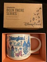New Disney Parks Disneyland Been There Series Starbucks Mug Cup Coffee