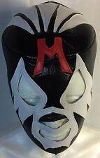 MIL MASCARAS LUCHADOR/WRESTLER MASK!! GREAT FOR HALLOWEEN!!CLASSIC!! HANDMADE!!