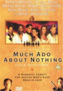 Richard Clifford, Gerard Horan-Much Ado About Nothing DVD NEW