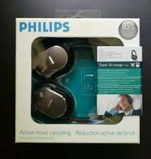 Philips SHN9500 Active Noise-Canceling Headphone - New