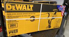 New Sealed DeWALT DCE580B 300/600ML Sausage Style Pack Adhesive Gun Tool Only