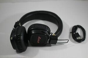 Marshall Major II 4091378 Bluetooth On-Ear Headphones Black IPhone Android OEM