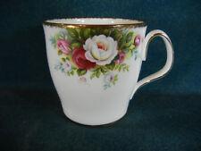 "Royal Albert Celebration 3 1/4"" Lyric Shape Coffee Mug"