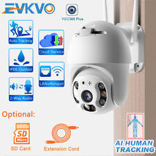 YCC365 Plus 5X ZOOM FHD 1080P Outdoor IP Camera CCTV WiFi Security Wireless Dome