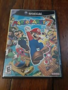 Mario Party 7 Gamecube Replacement Case only NO DISC