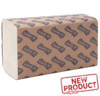 """4000 Sheets Multi Fold Paper Towels 9.5"""" x 9.1"""" Safe Commercial Kitchen White"""
