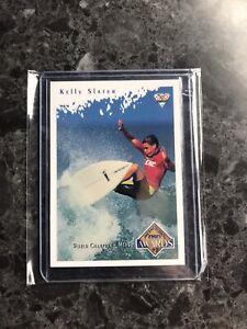 Kelly Slater Futera 92 World Champion Card