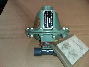 "NEW ITT GRINNELL 3212 AIR MOTOR ACTUATOR Diaphram Valve 2"" i.d. PVC socket"