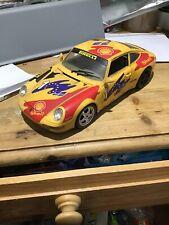 1:18 Burago Porsche 911 Carrera