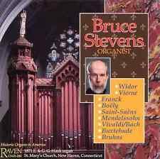 The Heroic Organ: Bruce Stevens, organist -- Great American organ, 1871, Saved!