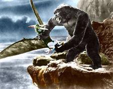"Famous Monsters King Kong  Print 14 x 11"""